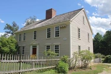 Benjamin Caryl House (c. 1774)