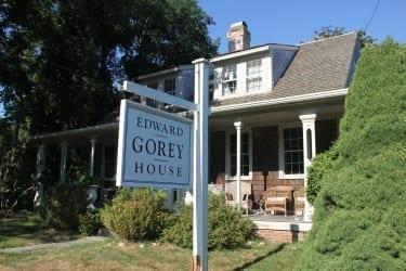 Edward Gorey House (c. 1825)