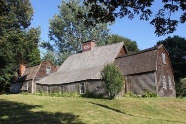 Fairbanks House (c. 1637)
