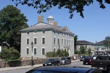 Jeremiah Lee Mansion (1768)