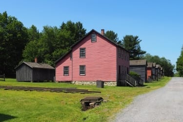 Eckley Miners' Village (Mid-1800s)